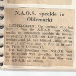 1966 naos speelden in oldemarkt